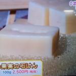 高麗人参果実の石けんDSC_6048
